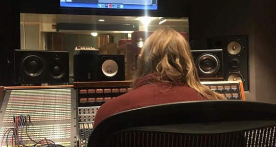 Producer/Engineer/Session Work - Drew Bunge