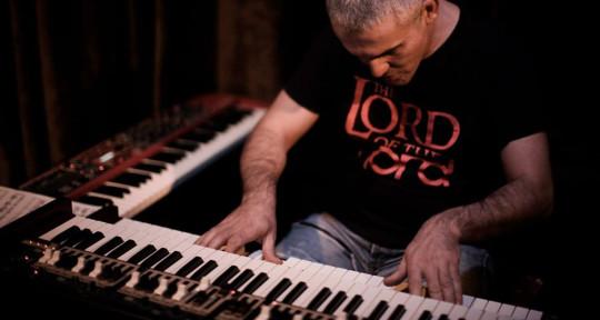 Session pianist - keyboardtist - Asterios Papastamatakis