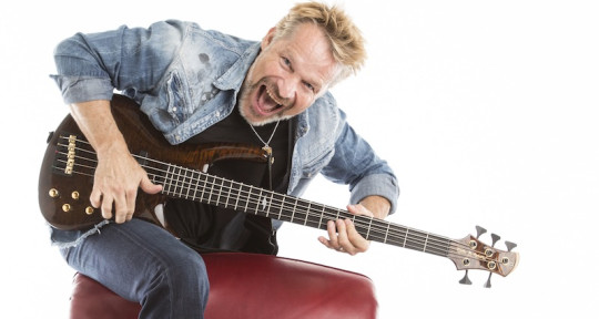 Bassist to the Stars - Vail Johnson