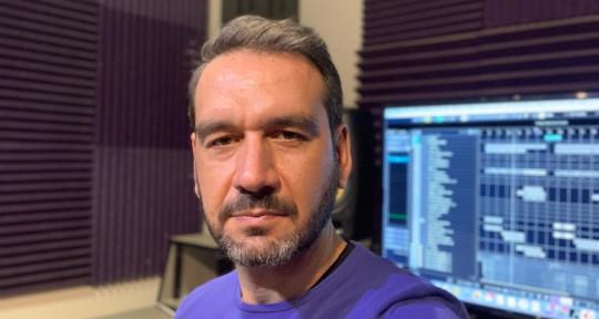 Music Producer, Mix & Master - Alex del Amo