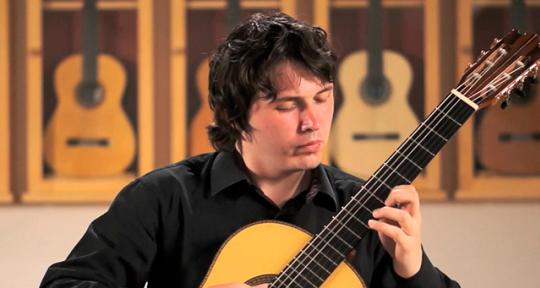 Guitarist: Сlassical, Acoustic - Vladimir_Gapontsev