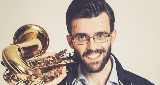 Session Saxophonist, Composer - MarkusMoserMusic