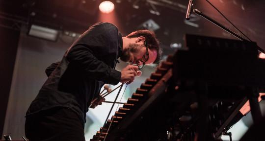 Session vibraphonist and percu - Jonathan Salvi