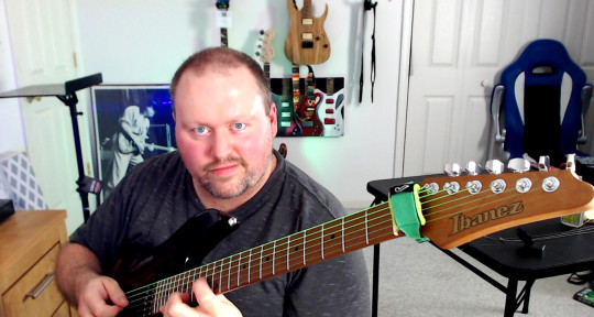 Pro Guitarist, Remote Mixing - Eric Beaty Music Services