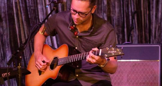 Session Musician/Engineer - Luke Basile