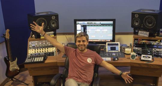 Online mixing - Iago Blanco(Drum&Roll Studios)