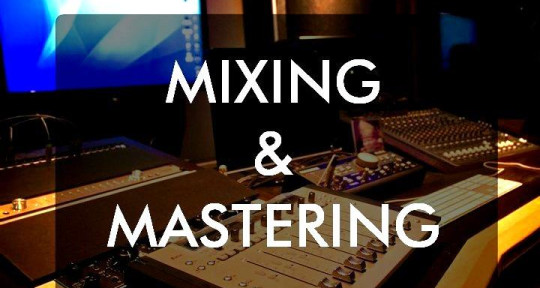 Remote Mixing and Mastering - XO Sound