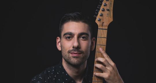 Session Guitarist - Davide Pepi