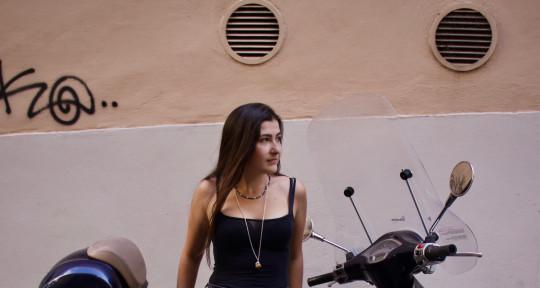 singer-songwriter - Frances Neith