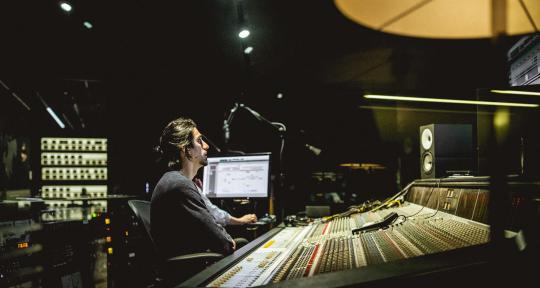 Production, Mix and Mastering - Maqueta Studio
