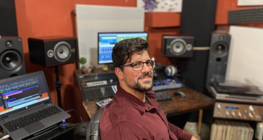 Mixing & Mastering  - ToneRoom_Studio