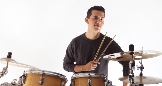 Composer, Producer & Drummer - Samuel Fuentes' Productions