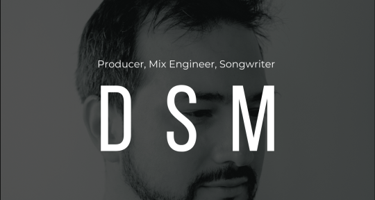 Producer/Mixer/Songwriter - Dan Scholes