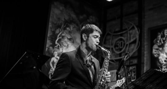 Studio Saxophonist - Jeff Miguel