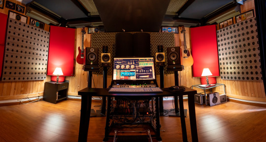 Professional Mixing Engineer - Juan Pablo Guzman