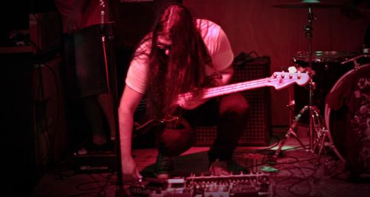 Bass Player / Mixer - Gabriel Severo