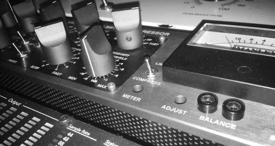 Audio Mastering - Des Grey Mastering