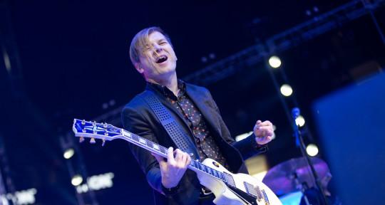 Lead, Rhythm, Acoustic guitars - Christopher Schwartz