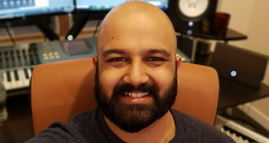 Music Producer & Mix Engineer - Amit Dhiman