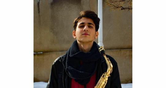 Sax/Clarinet Player - Mehmet tebrizli