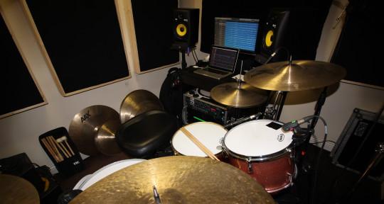 Live Acoustic Drum Tracks - Jason Maleney