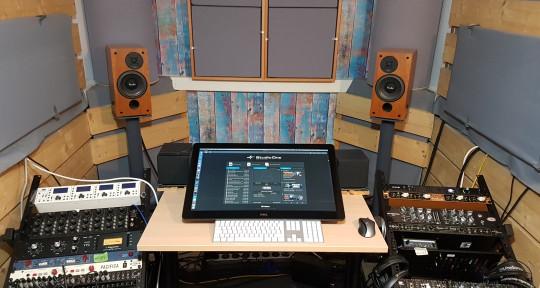 Mixing, recording, production - ArtSoul studio Ljubljana