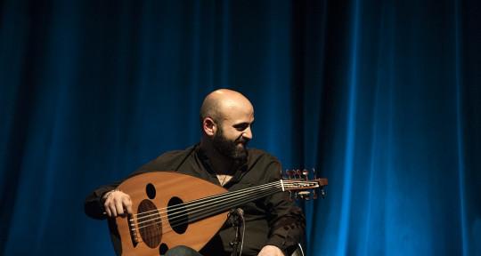 Oud player, composer, arranger - Saied Silbak