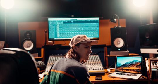 Mixing and Recording - Ryan Fitz