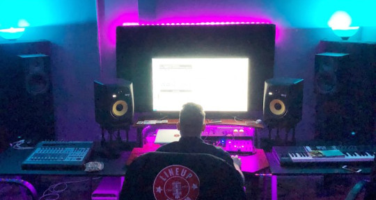 Remote Mixing  - Brandon Lackey