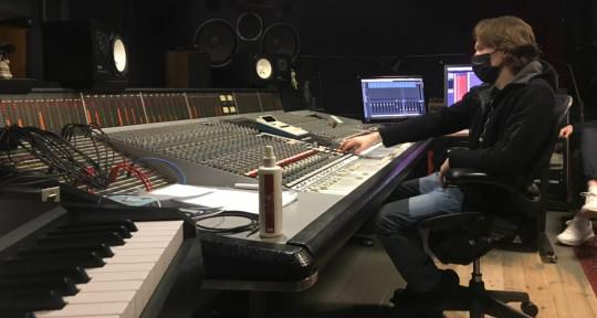 Editing, Mixing and Mastering - Paul Gavin
