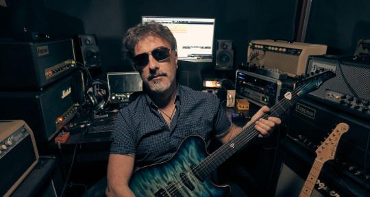 HQ guitar recording & reamping - Peter Glavanov