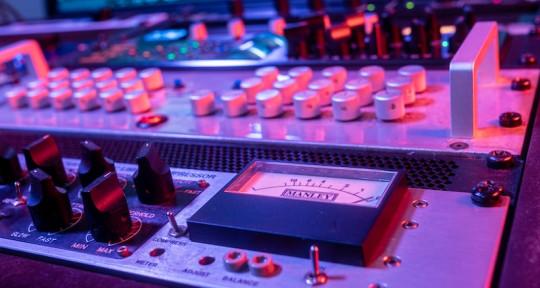 Mixing & Mastering - Mastering Studio IO