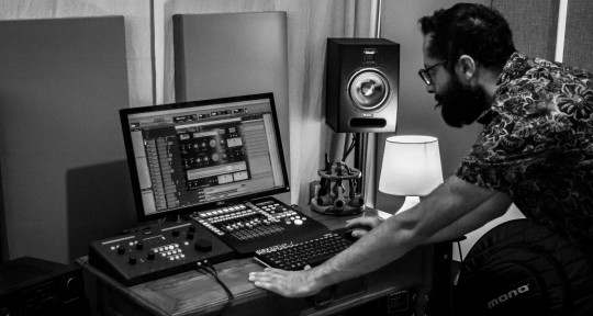 Mixing Engineer - B. Gilad (Forest Studio)