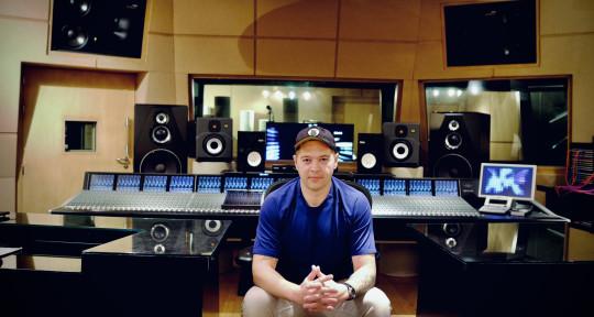 Mix Engineer & Head of Music - Adrian Augustin