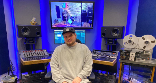 Mixing Engineer/Producer  - Max Hopwood