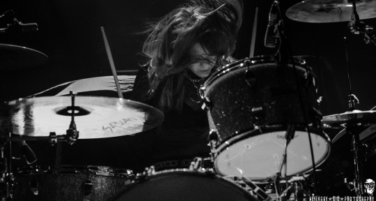 Online  Drummer and Beatmaker - Sara Stix