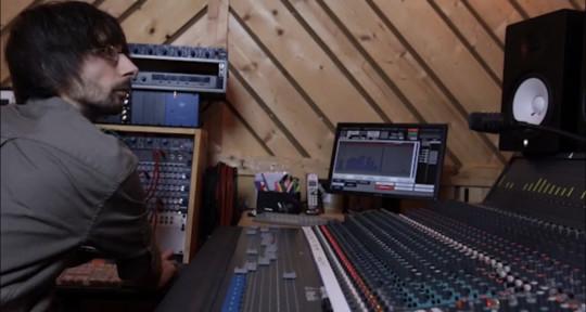 Mixing, Production, Beats - Eric Hannon