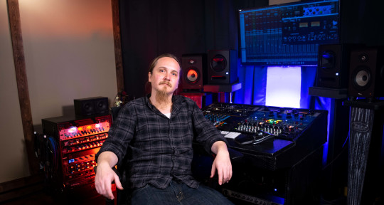 Multi-Platinum Mixing Engineer - Cole Nystrom