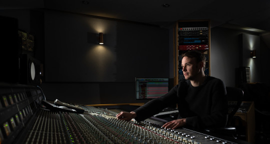 Producer/Mixer/Remixer - Jamie Ward