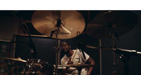 Drummer, Producer, Engineer - De'Mar Hamilton