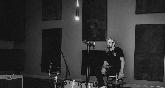 Mixing/Mastering, Drums - Garrett Jenkin