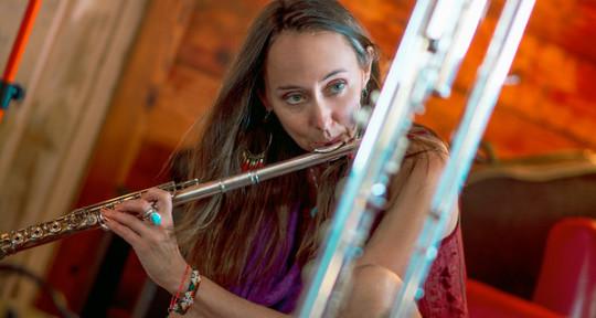 Session Flutist/Saxophone  - Sarah Jane Hargis