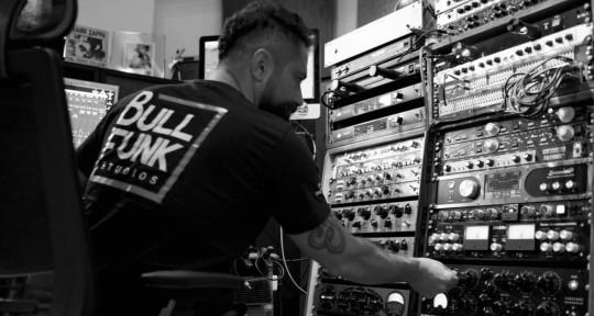 Mix Engineer | Guitar - Bull Funk Studios