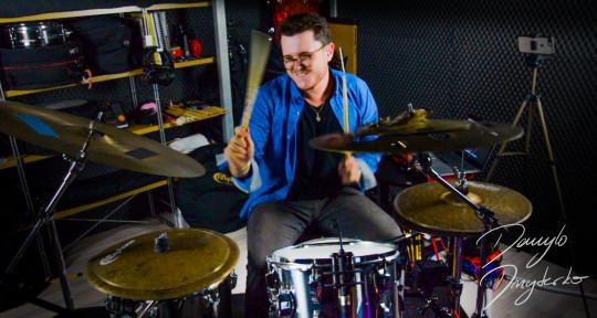 Session Drummer - Danylo Dmyterko