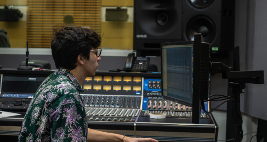 Remote Mixing and Mastering - Jacob Rones