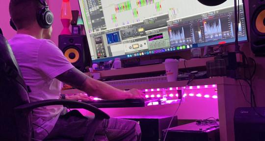 Recording, Mixing & Mastering - Martin Gray