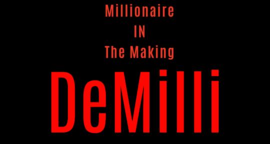 I am a musician, I do rap.  - De Milli