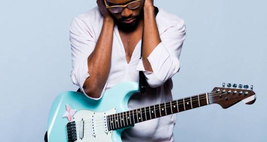 Guitarist & Audio Engineer - Daniel Shadrach Reid