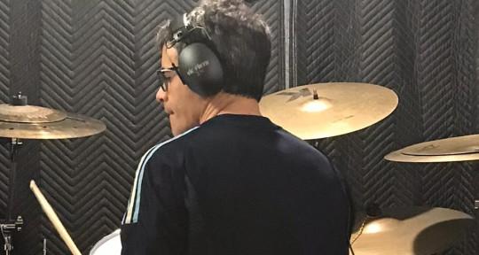 Groove drummer & percussion - Gustavo Basualdo