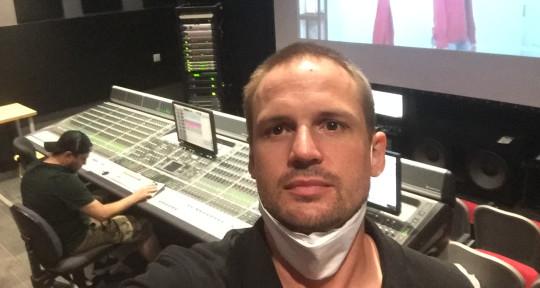 Composer, Sound Editor, Mixer - Matias Gibbs